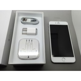 Apple iphone 6 Silver in 16 GB