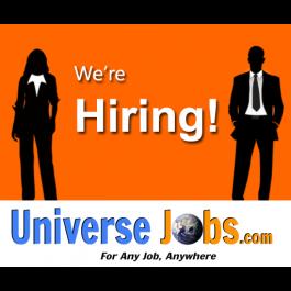 Sales Executive - Universejobs