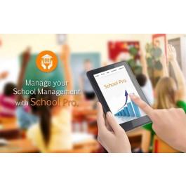 Web Based School Management Software