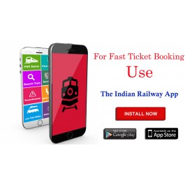 Suresh Prabhu Have Launched New IRCTC App