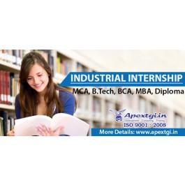 java industrial internship in noida
