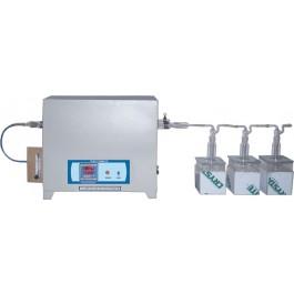 HALOGEN GAS TEST APPARATUS Tensile Testing UTM