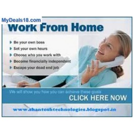 home Less work return high income join simple