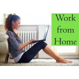 WORK AT HOME AVAILABLE ONLINE