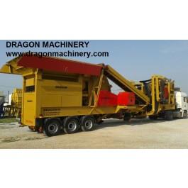 Quarry Crushing and Screening Machine