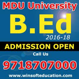 B-Ed-Admission-2018-19 B.Ed Admission 2016
