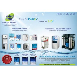 All Type of Ro Water Treatment Plant Supplier