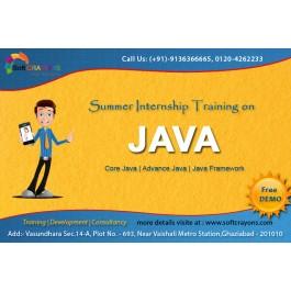 Best Java training institute in Ghaziabad.