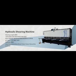 Hydraulic Shearing Machine|Hydraulic Shearing machine in india