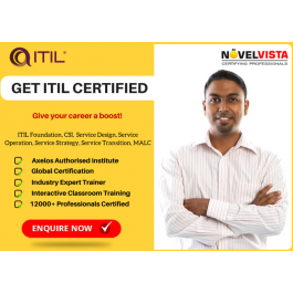 Why ITIL Certification Foundation Level