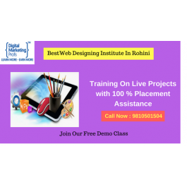 Best Web Designing Institute In Rohini  | Digital Marketing Profs