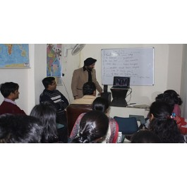 MCA Entrance Coaching institute in Delhi