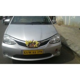 Etios Outstation Rental Car  Bangalore - hire outstation cabs -09036657799