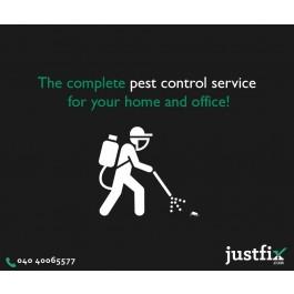 Pest Control Services in Vijayawada, Residential Pest Control Vijayawada – Justfix