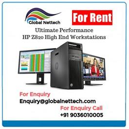Buy HP Z820 Workstation Rental Specs | Custom Lean New Workstations