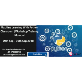 Best Machine Learning Course  Bangalore