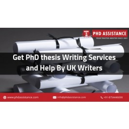 Get phd thesis Writing Services and Help By UK Writers