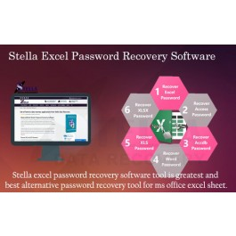 Excel Password Recovery Tool to Recover Excel Password
