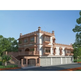 Best 3D Architectural Rendering Service in India