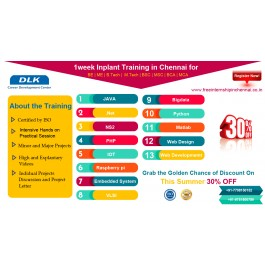 Arduino Training in Chennai
