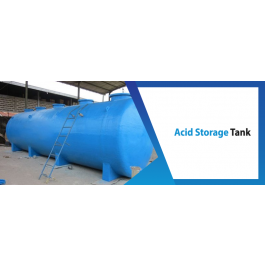 Acid Storage Tank and Plant Manufacturer in India