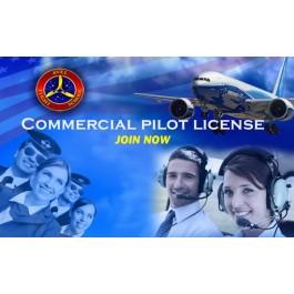 COMMERCIAL PILOT LICENSE PROGRAM