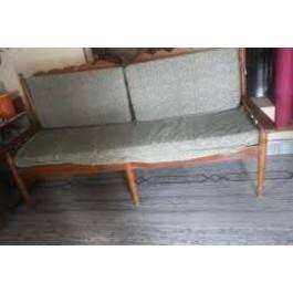 3years Old Original Teakwood Sofa For Sale