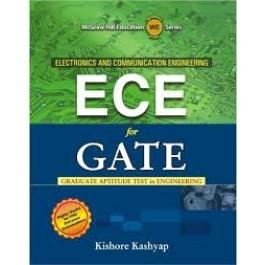 GATE exam books 5 nos for ECE