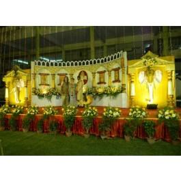 Starweddings wedding planners in Saligramam-Chennai
