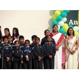 The Shri Ram Centennial School in Dayalbagh Agra