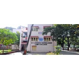 VT Choksi Sarvajanik Law College in Dumas Rd Surat