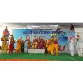 BEN-HUR Public school in Benhur Road-Pilibhit-cbse