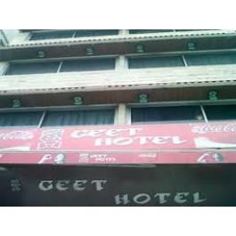 The Geet Hotel in kanpur