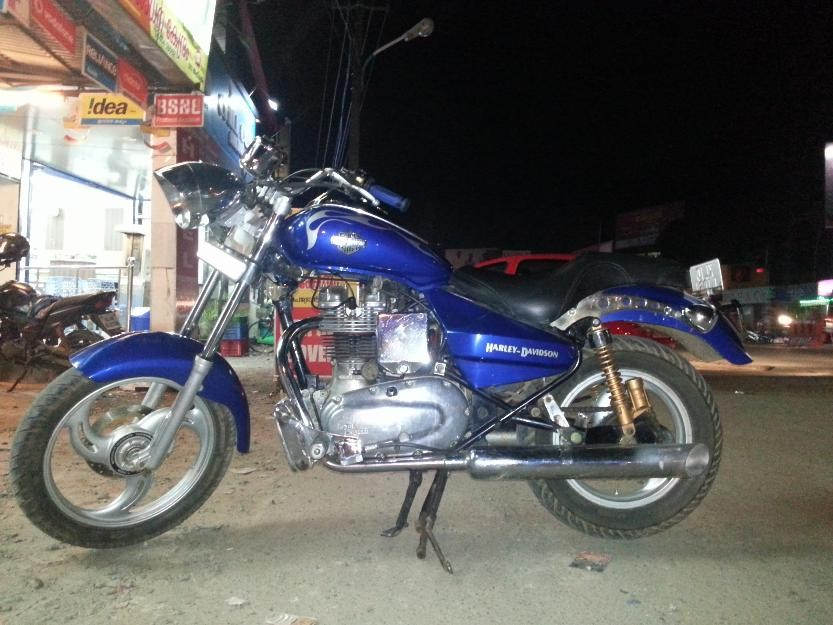 Well Modified Bullet for SALE, India, Royal Enfield, Bikes