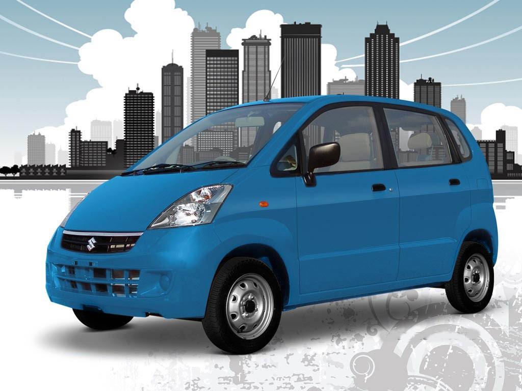 Maruti Suzuki Virgin Blue Zen Estilo India Maruti Vehicles 148257