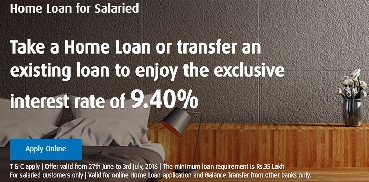 Apply or Transfer your Home Loan at 9.4%, India, Loan - Finance - Insurance, Services - 647522