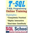 BEST PRACTICAL MS SQL REALTIME ONLINE TRAINING