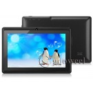 Free shipping - Gooweel 7 A13 Q88 tab pc android 4.0 1.2GHz RAM DDR3 512MB ROM 4GB