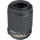 Nikon D5100 DSLR Camera with Nikon AFS DX VR ZoomNikkor 55200 mm Lens