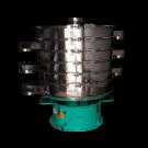 Screening - Seperators Vibro Vibro screen separator Magnetic separator manufacturer India Gujarat