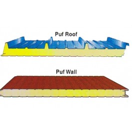 PUF Panels-Cold Rooms & Prefabricated Buildings