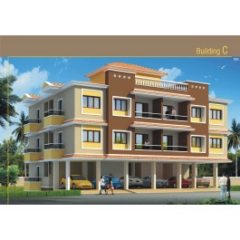 1- 3 BHK Flats for Sale in Corlim Goa