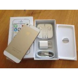 Apple iPhone 5 S 32 GB With Guard And Accessories Box