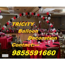 Balloon decoration Mickey Mouse Small Bouncy Toy Train