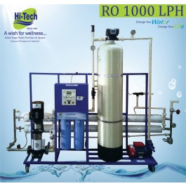 500 LPH - 10,000 LPH Industrial Ro Plant Supplier in India