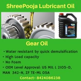 Lubricant oil |Grease |Coolants |Shreepooja