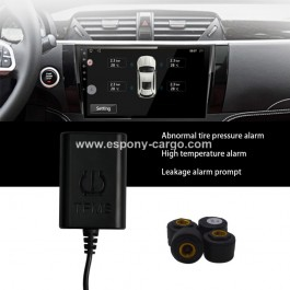 Car TPMS for Android Navigation DVD Player