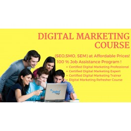 Digital marketing course in Rithala