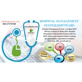 Hospital Management Software in Nagpur, India