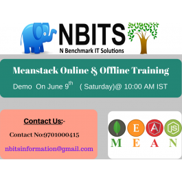 mean stack online & classroom training